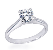 Engagement Rings: Solitaire