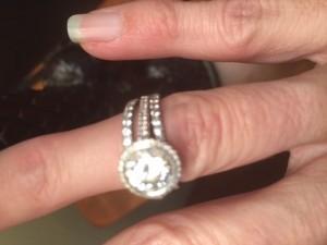 Fuzzy ring